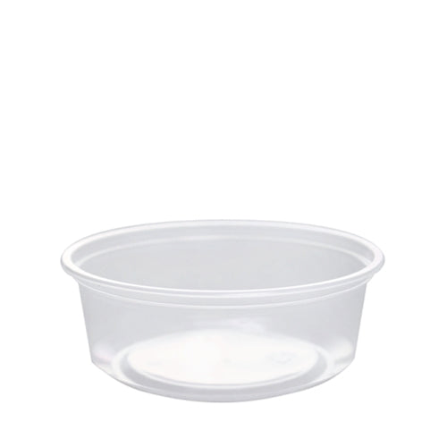Food Container PET Deli Container