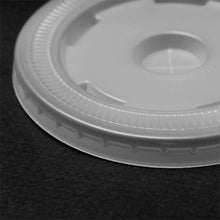 Load image into Gallery viewer, 90 MM FLAT LIDS FOR 12 OZ, 16OZ, OR  22 OZ PAPER COLD CUPS-2,000PCS/CASE - CarryOut Supplies