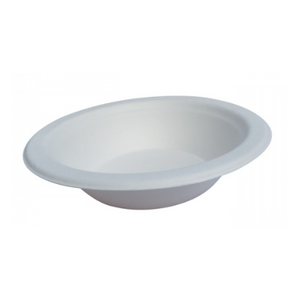 Eco-Friendly Bagasse 16 oz. Bowl - 1000 pcs - (Item: GB-16) - CarryOut Supplies