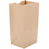 #20 TO GO PAPER BAGS, BROWN - 500 CT/BDL - (Item: 57220B) - CarryOut Supplies