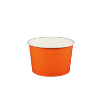 Load image into Gallery viewer, 4 OZ. PAPER YOGURT CUPS - 1000 PCS/CS - SOLID COLORS - CarryOut Supplies