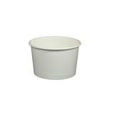 4 OZ. YOGURT CUPS - 1000 PCS/CS - PLAIN WHITE (Item code: 13820)