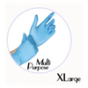 NITRILE GLOVES BLUE POWDER FREE - X-LARGE - 1,000 GLOVES / CS - (Item: 4774) - CarryOut Supplies