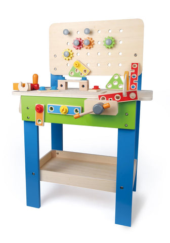 Little Builder's Workbench