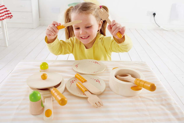 Gourmet Kitchen for Mini Chefs