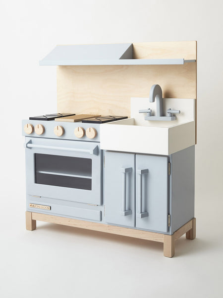 luxury wood play kitchen