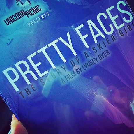 Pretty Faces DVD