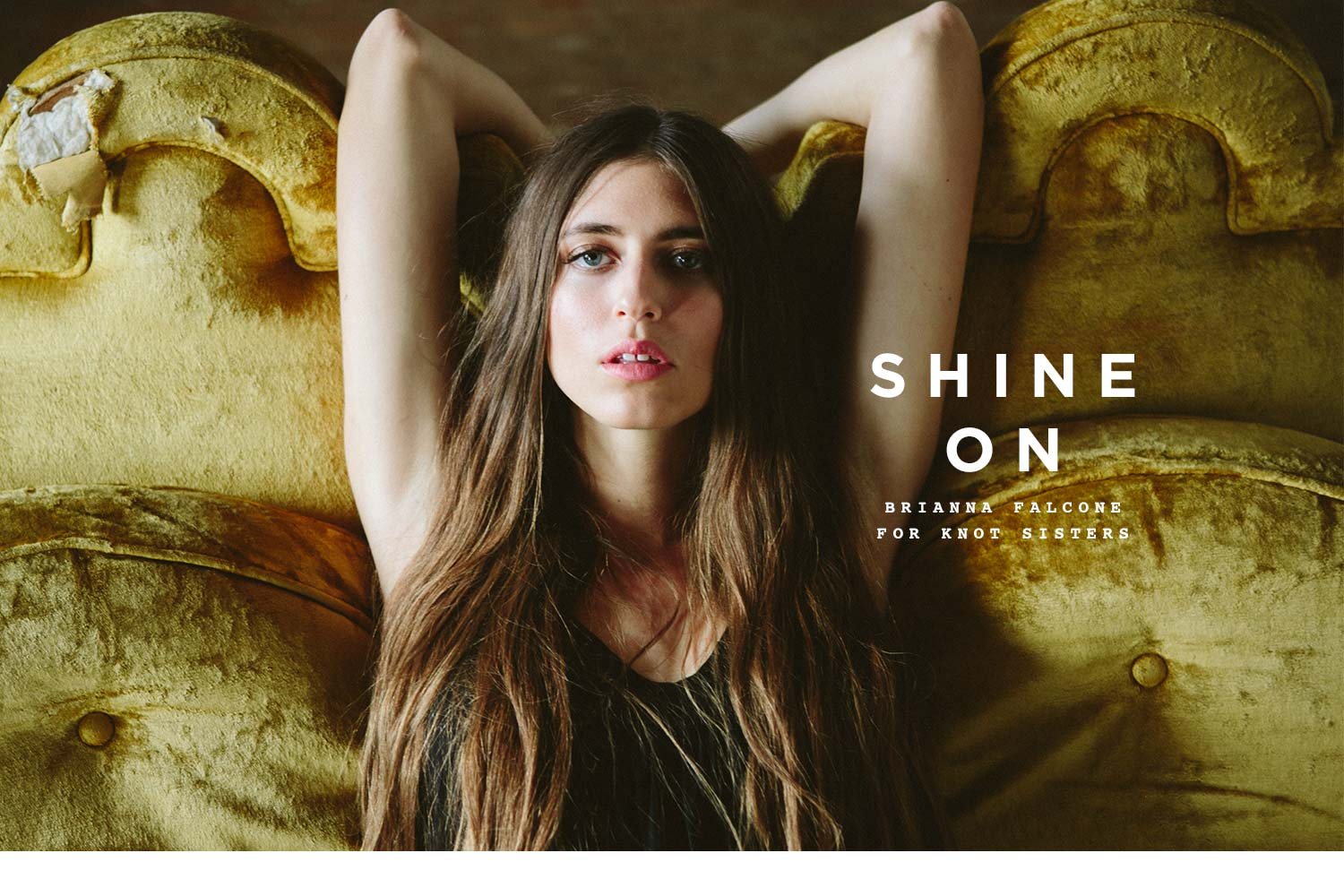 Shine On - Brianna Falcone Knot Sisters Holiday '16