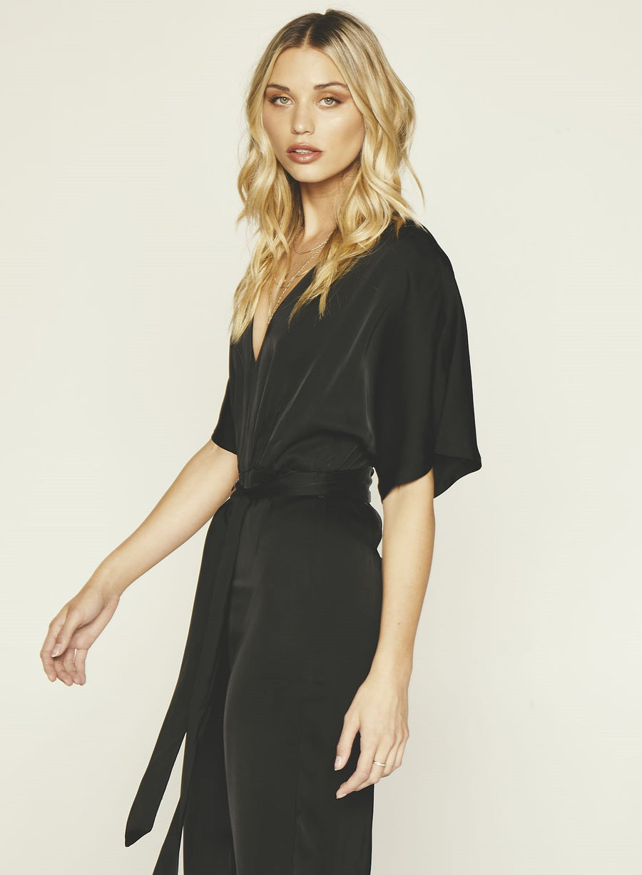 Ruby Jumpsuit-BLACK