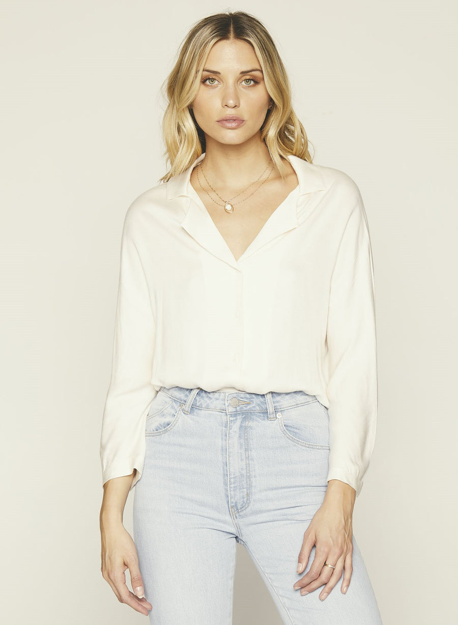 Audrey Top-Cream