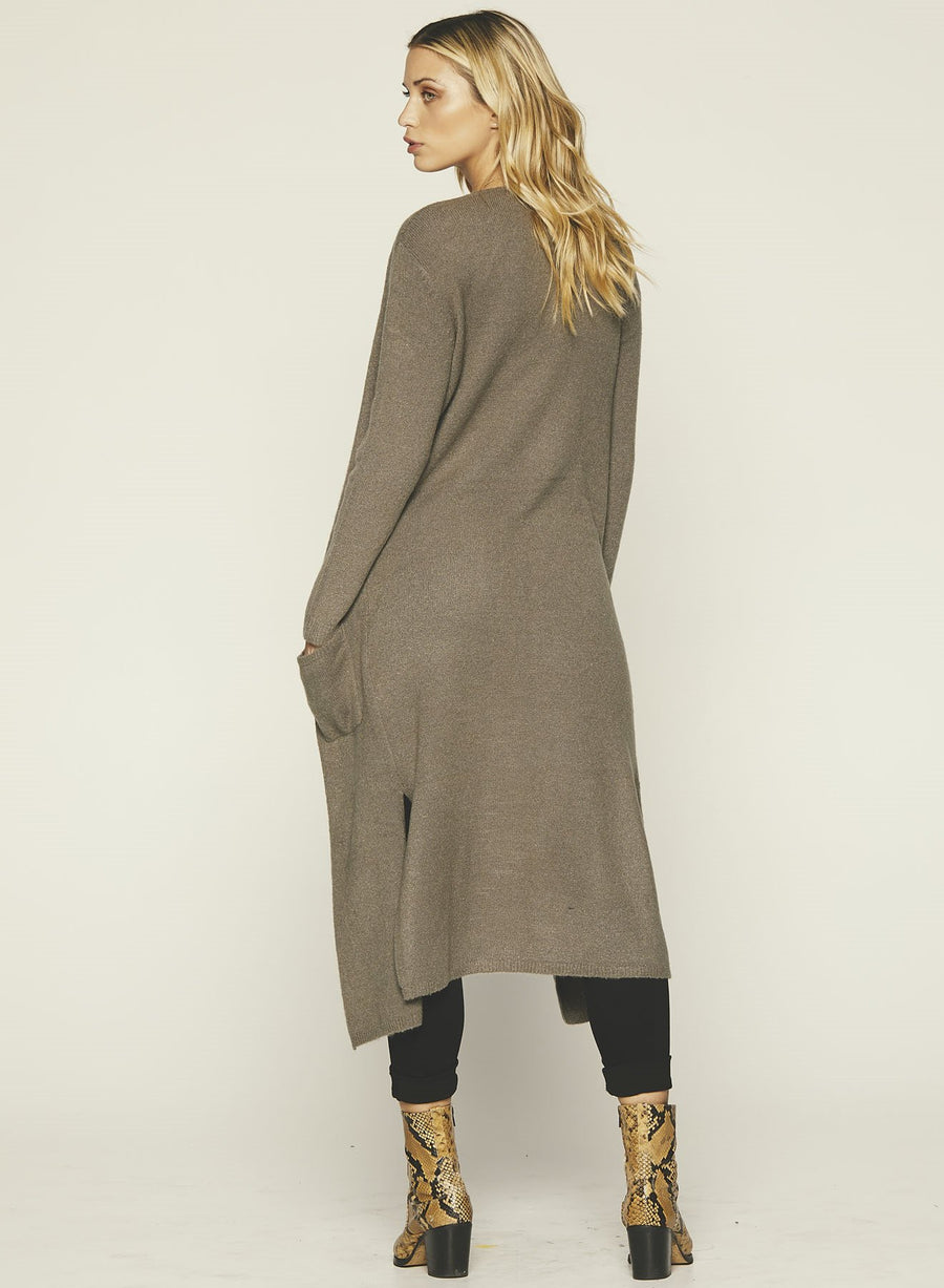 Sienna Sweater-Grey