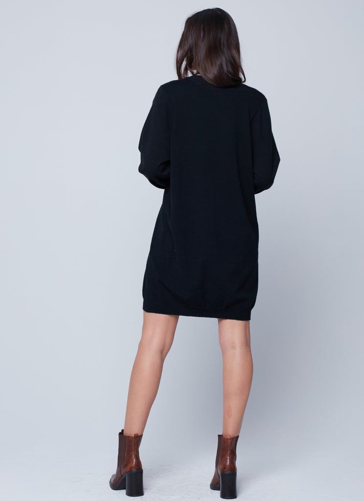 BIG SKY SWEATER DRESS
