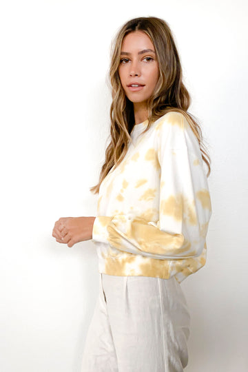 MADISON PULLOVER-Gold