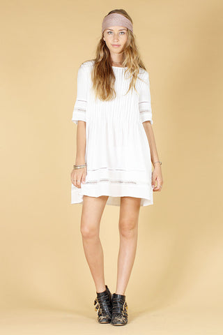 PHILIPS DRESS - WHITE