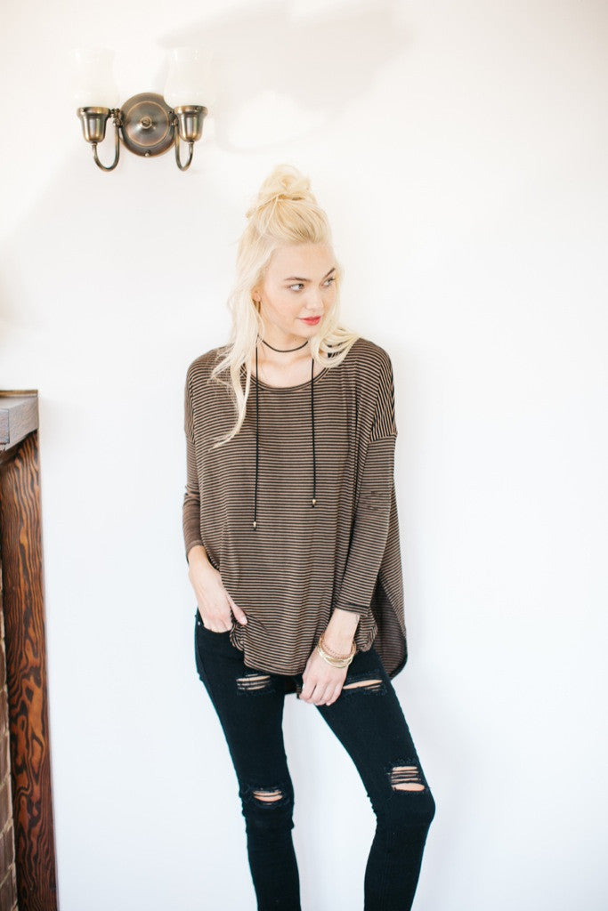 KNOT SISTERS L/S TEE