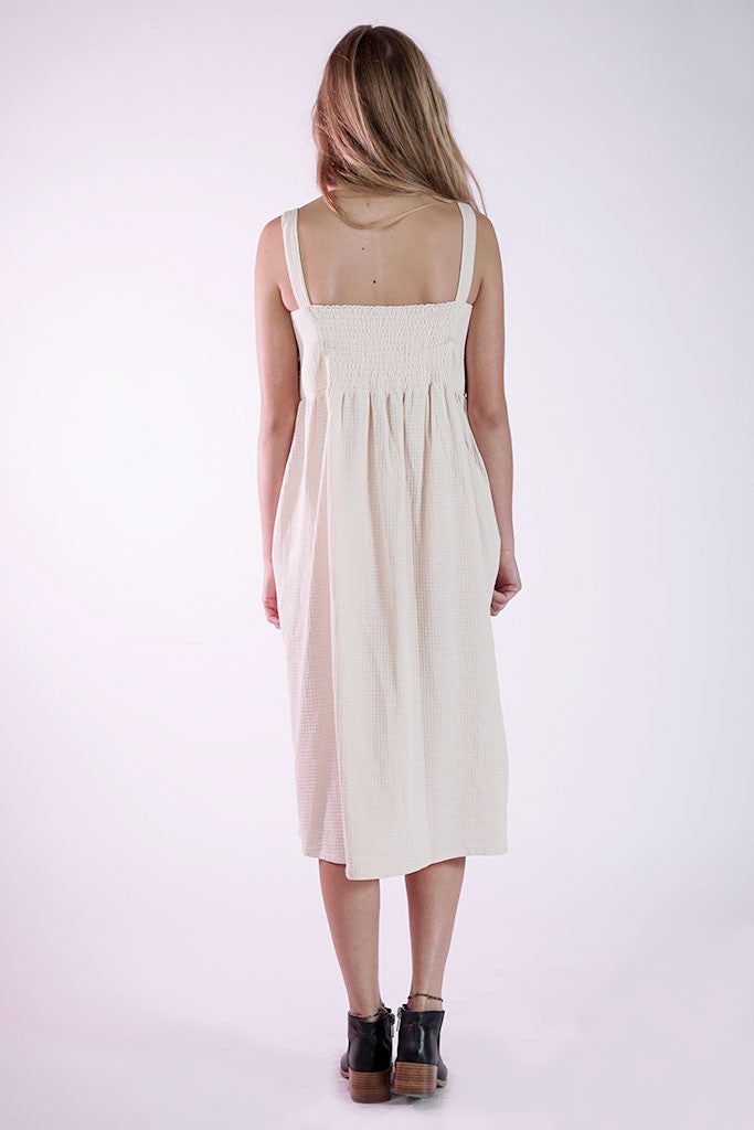 FEMME DRESS - NATURAL