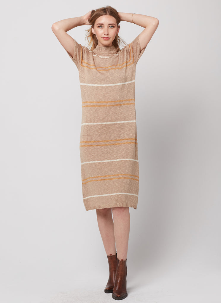 KAREN SWEATER DRESS