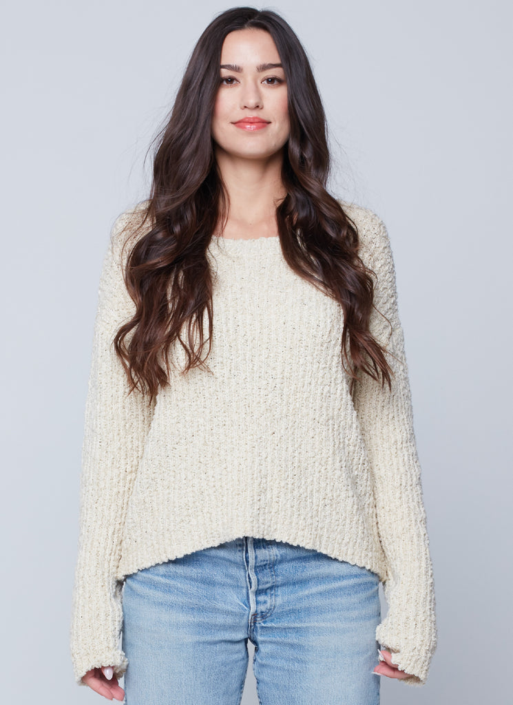 KIMBERLEE SWEATER