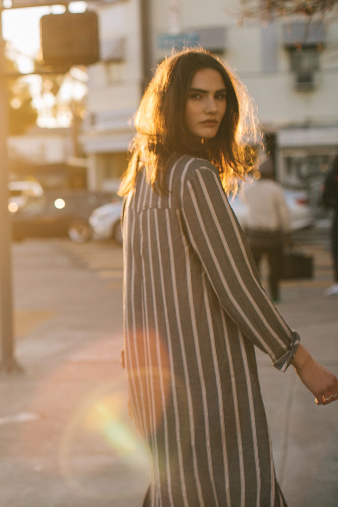 BRIDGERLAND SHIRT DRESS