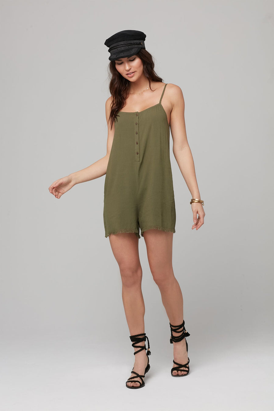 CORA ROMPER - Knot Sisters