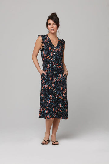 GARDENIA DRESS-Summer Nights