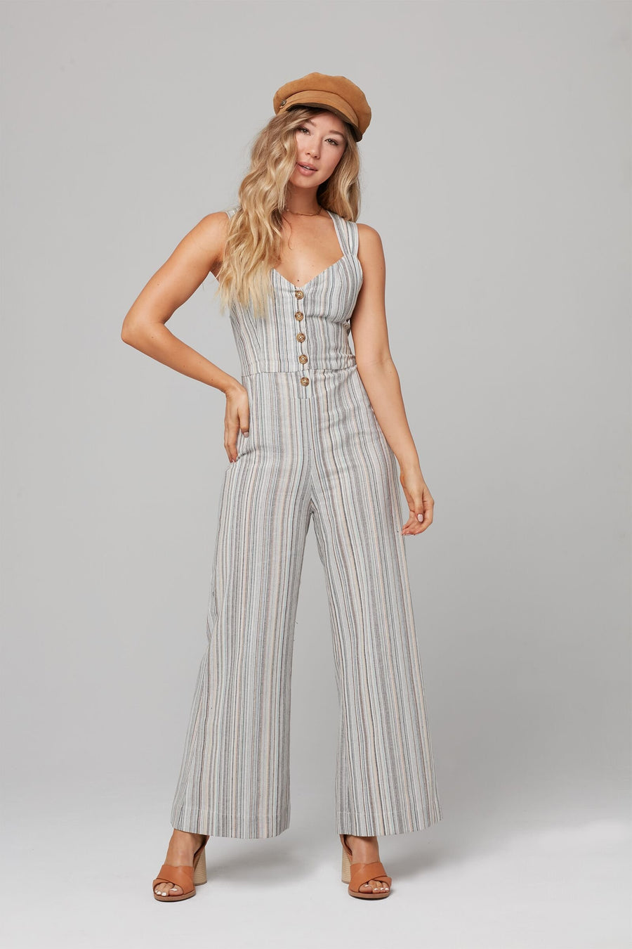 EVIE JUMPSUIT-MULTI