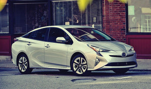 TOYOTA PRIUS COMES OF AGE - NOW IN ITS PRIME