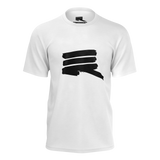 RMG REAL 1 WHITE TSHIRT