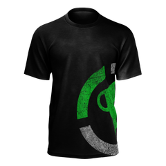 Game Theory Black Logo T-shirt