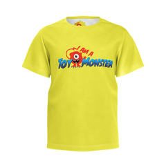 Toy Monster Yellow T-Shirt (Youth)