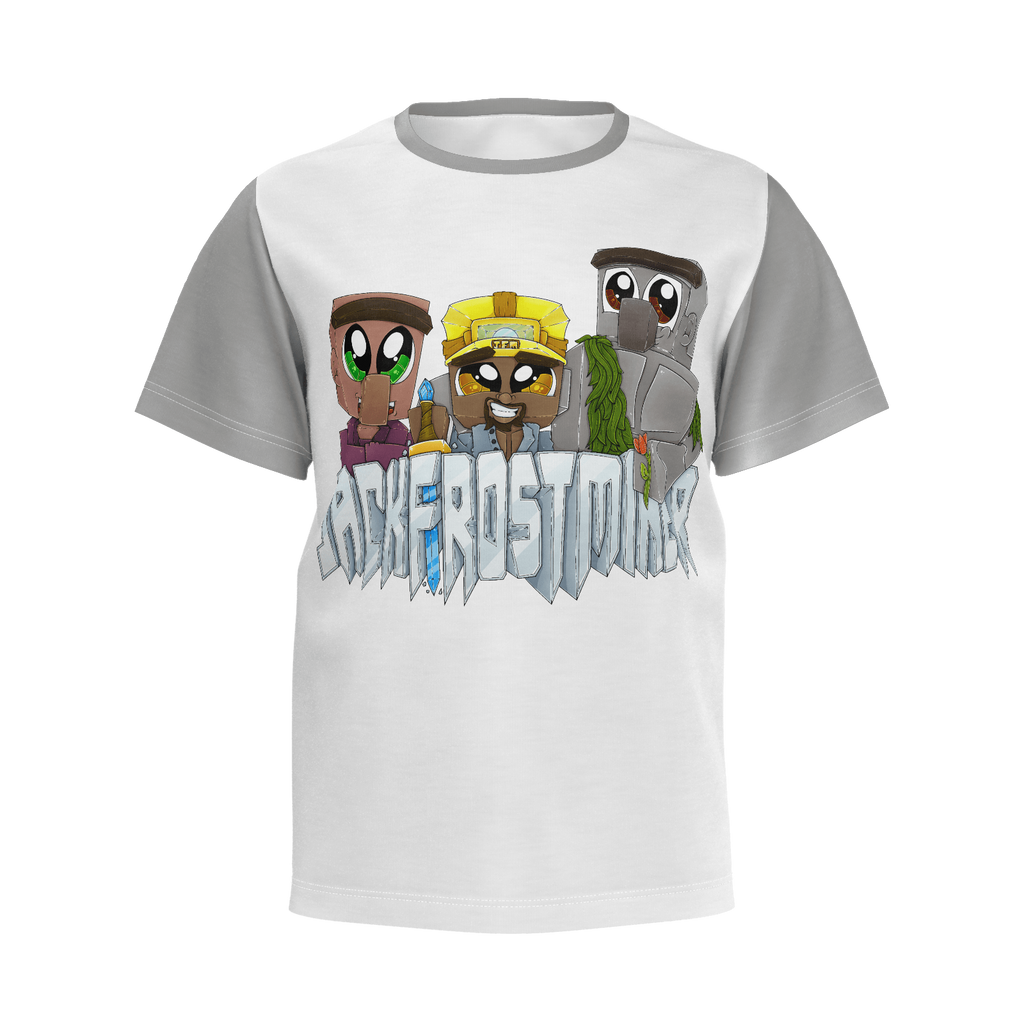 JackFrostMiner T-Shirt (Kid's Size)