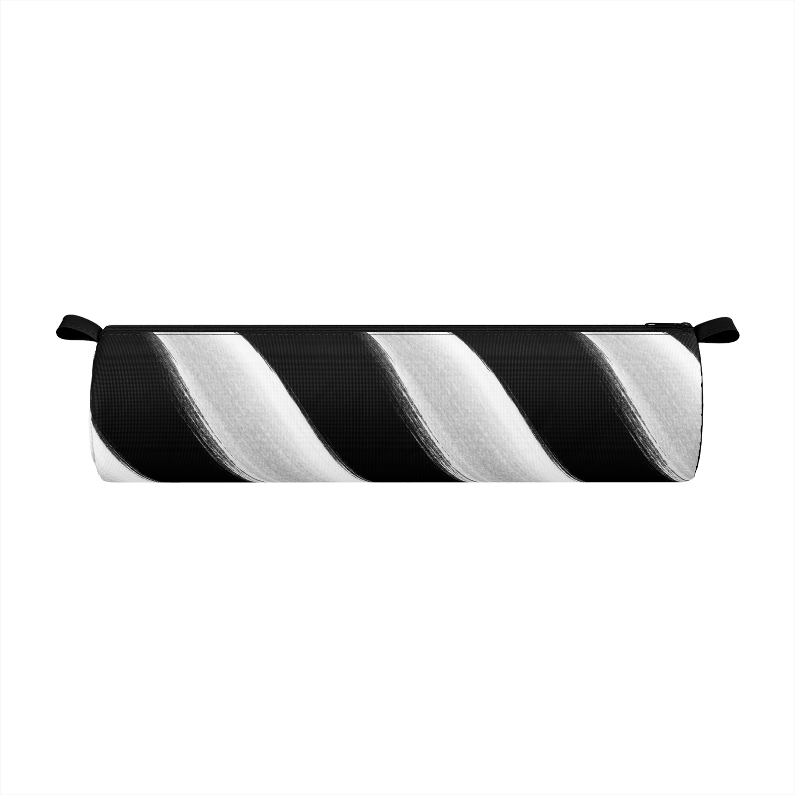 MIKEY MANFS PAINTED STRIPE PENCIL CASE