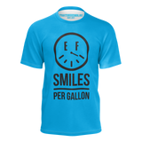 David Patterson - Smiles Per Gallon Blue T
