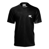 RMG MORE BLACK TSHIRT
