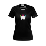 DEREK MINOR FRESH PRINCE BLACK TSHIRT (WOMEN'S FIT)