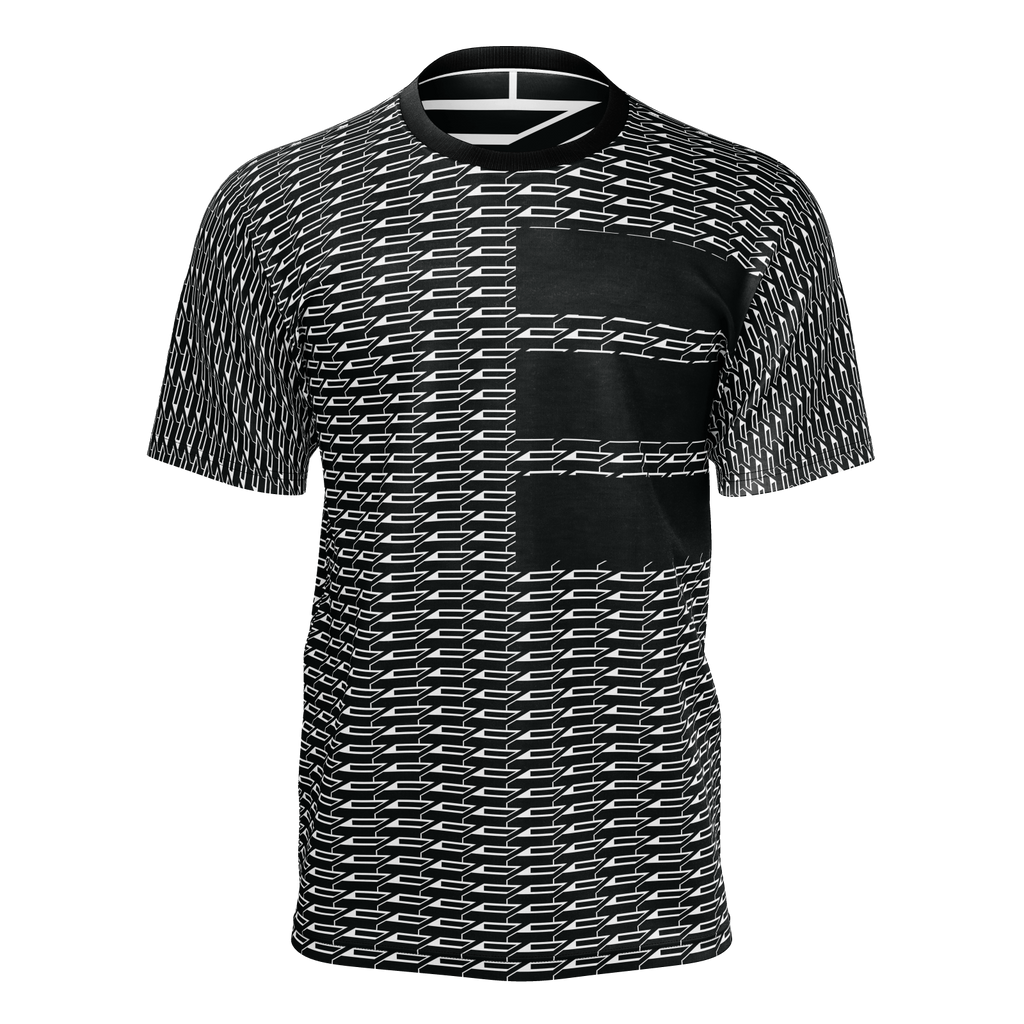 EZ Men's B&W T