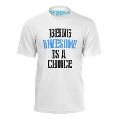 David Patterson - Be Awesome T