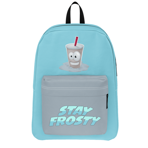 JackFrostMiner 'Stay Frosty!' Backpack