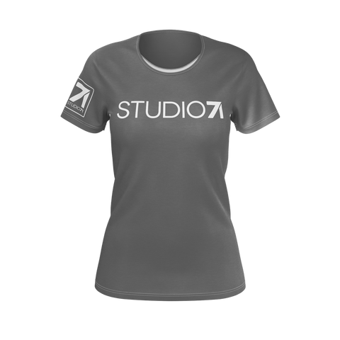 S71 Women's Gray T-Shirt
