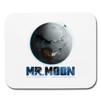 "Mr. Moon - 13"" Zippered Macbook Case"