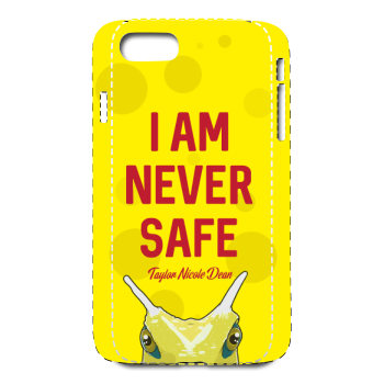 Taylor Nicole Dean Cheese iPhone 7 Phone Case