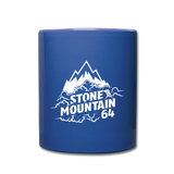 Stone Mountain Logo Mug