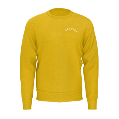 Deraj Goodish Yellow Crewneck