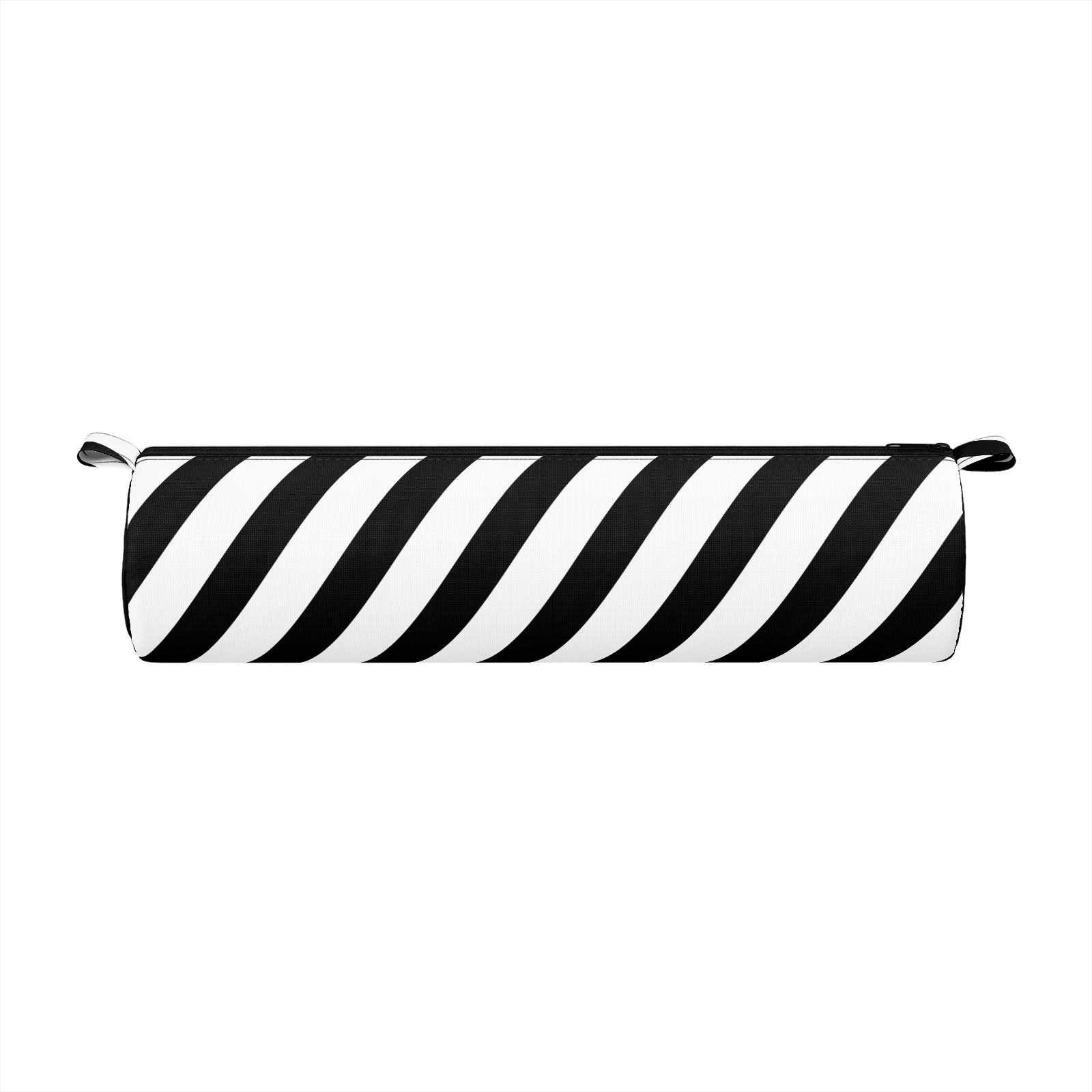 Mikey Manfs Diagonal Stripe Pencil Case