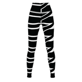EZ Zebra Yoga Pants