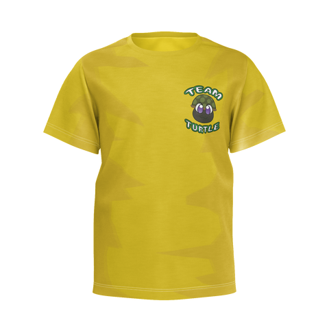 Tofuu Team Turtle T-Shirt (Kids)