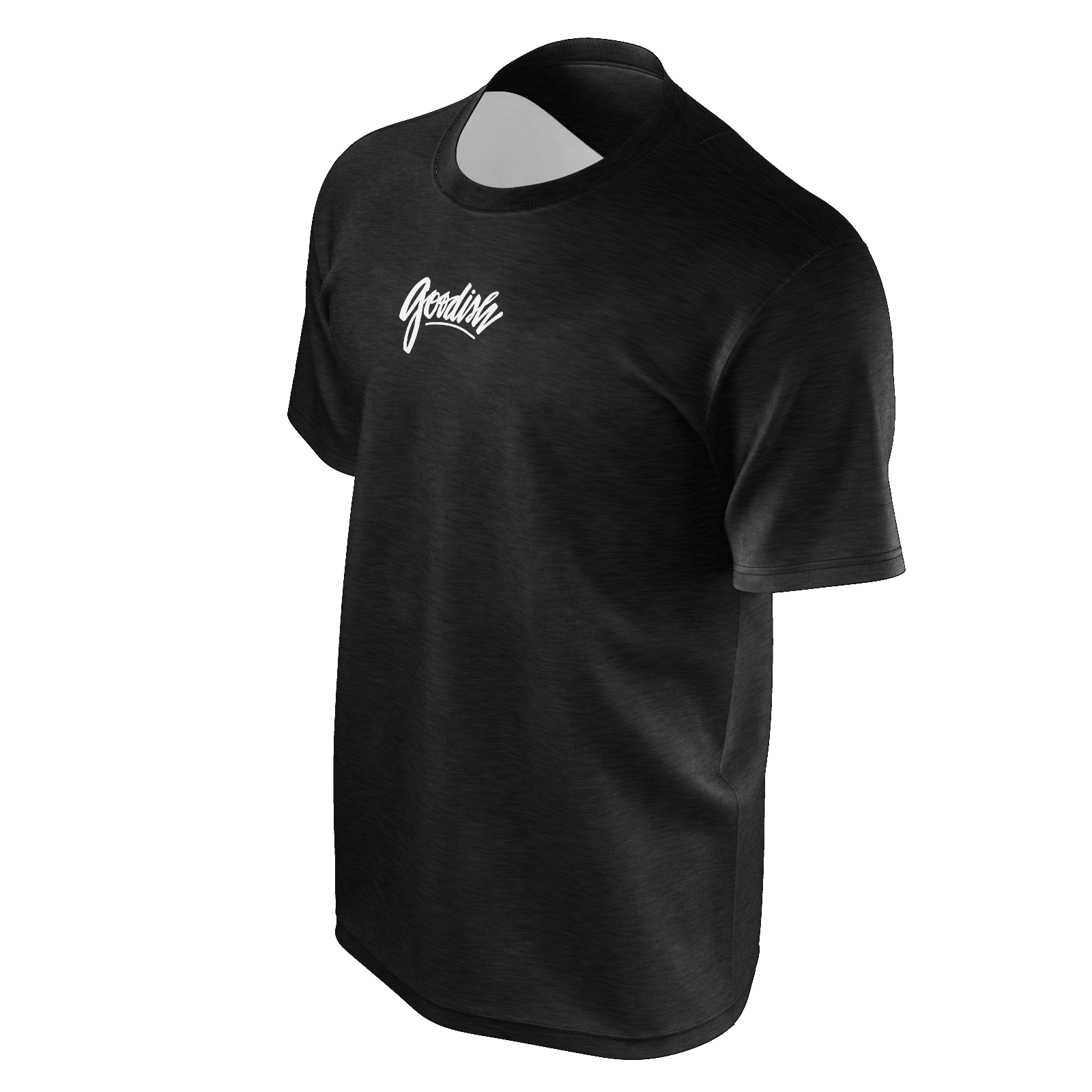 Deraj Goodish Black T-Shirt