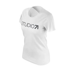 S71 Women's White T-Shirt