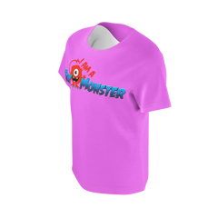 Toy Monster Pink T-Shirt (Youth)