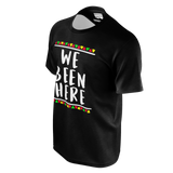 CANON WE BEEN HERE BLACK TSHIRT